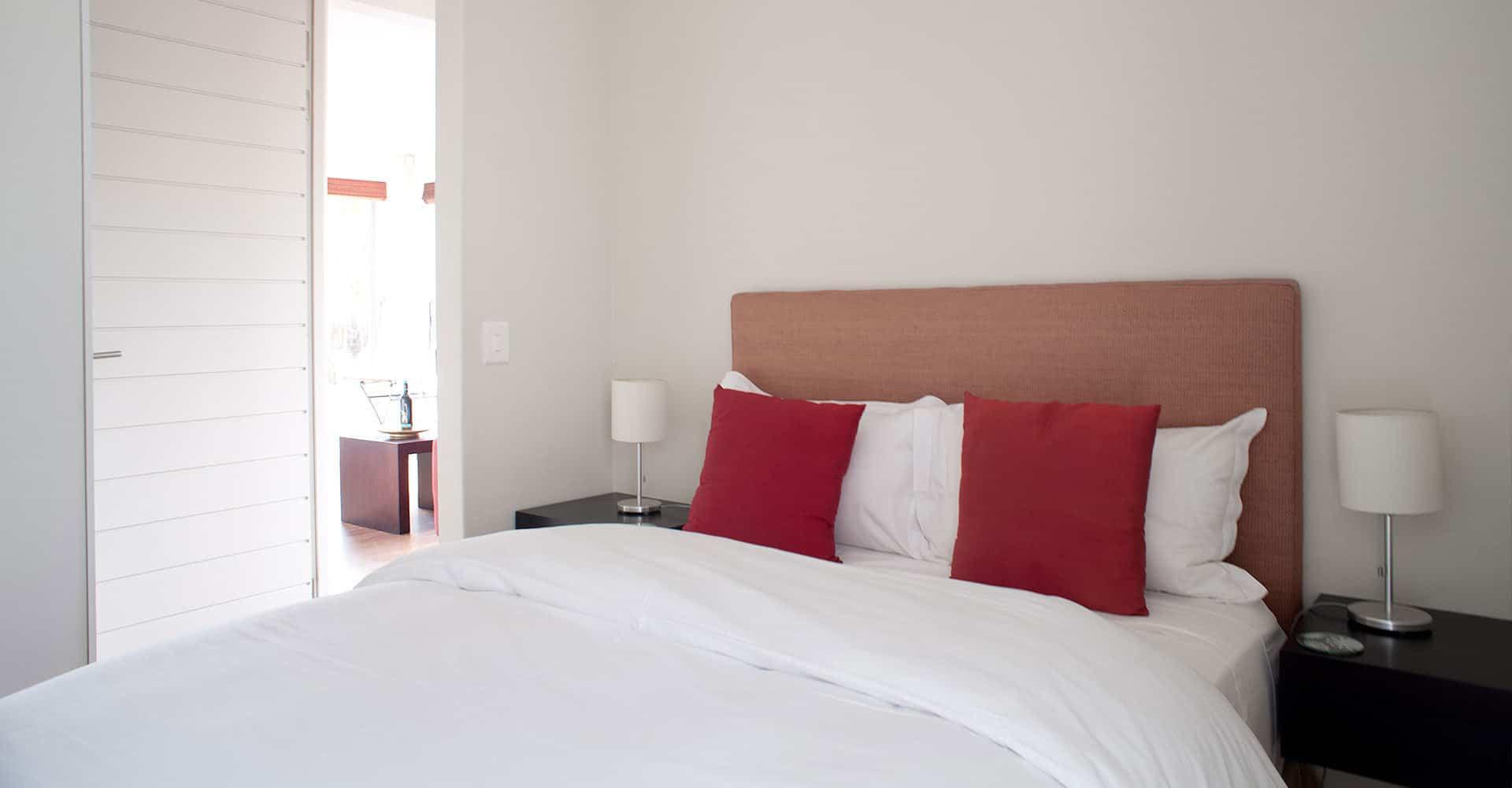 da Heim Guesthouse Kapstadt Schlafzimmer