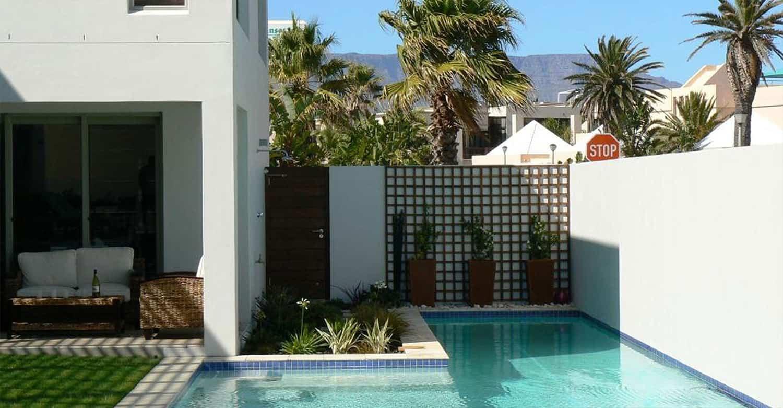 da heim Guesthouse Pool