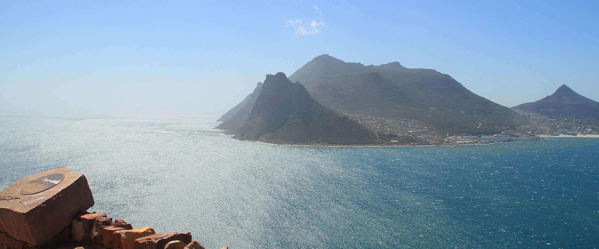 Kapstadt Aussicht auf das Meer