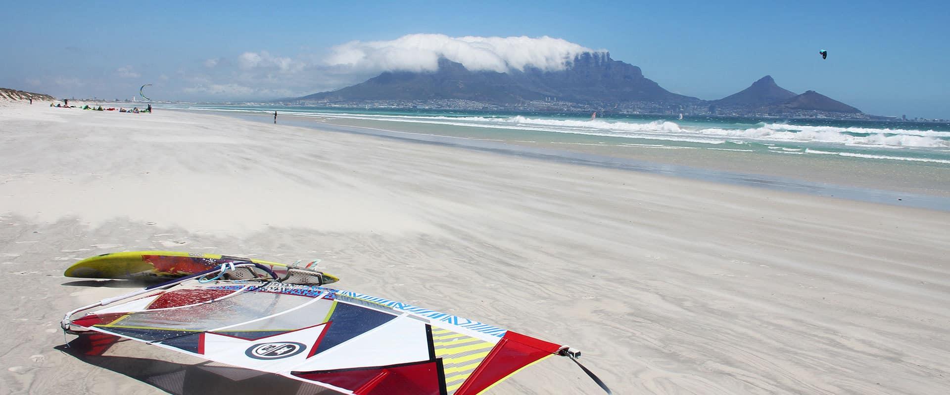 Kapstadt Sunset Beach